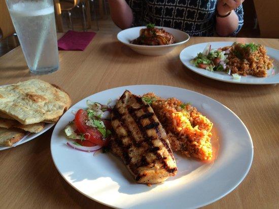 Lola: Wonderful meal