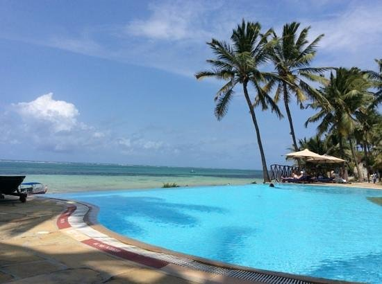 Voyager Beach Resort: the relax pool