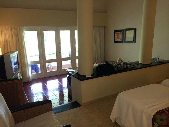 Bavaro Princess All Suites Resort, Spa & Casino: Suite Junior