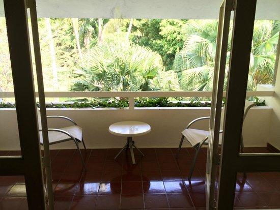 Bavaro Princess All Suites Resort, Spa & Casino: Vue de la chambre