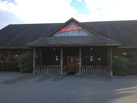 Steamers Restaurant Raw Bar Richmond Hill Ga