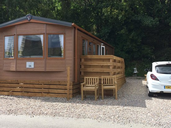 Loch Ness Highland Lodges: Our caravan