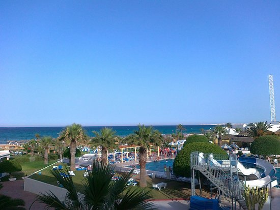 Club Thapsus Hotel : View from room