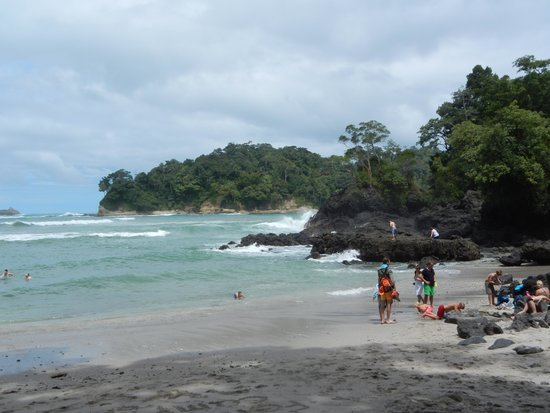 La Mansion Inn: one of the beaches at MA Park