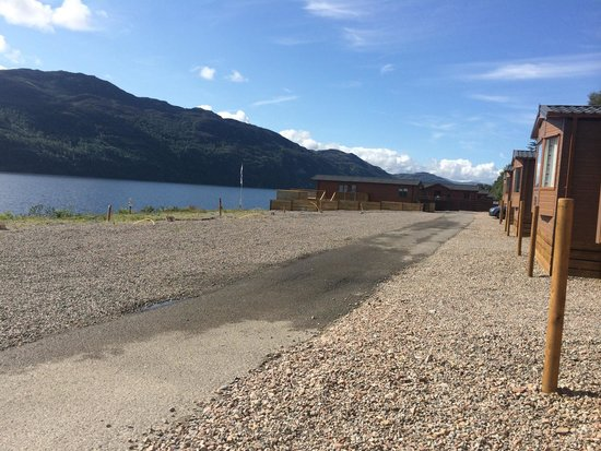 Loch Ness Highland Lodges : View the Caravan