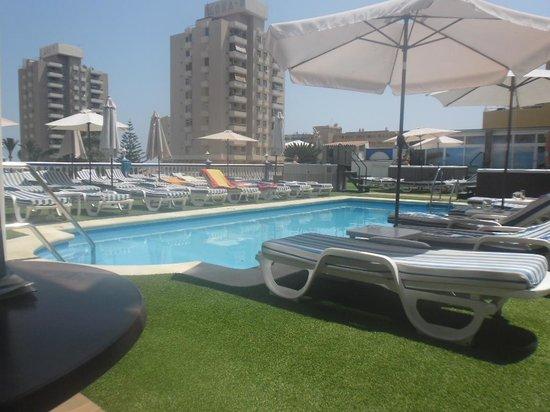 Hotel Princesa Solar: Pool