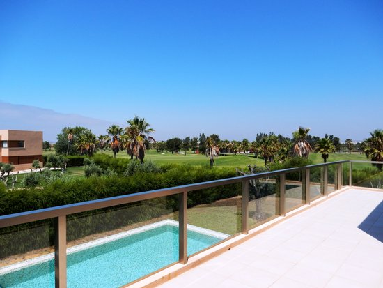 Vidamar Resort Algarve : view from our bedroom / balcony