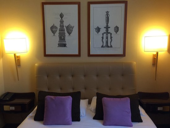 Hotel Imperiale : Room