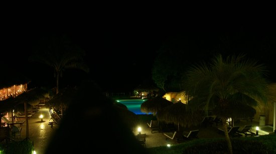 The Royal Suites Punta de Mita: Night View