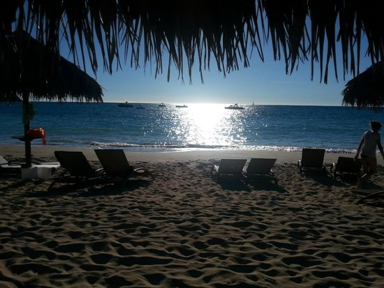 Andilana Beach Resort: dall'ombrellone