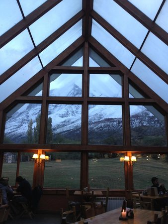 Las Torres Patagonia : From the Bar