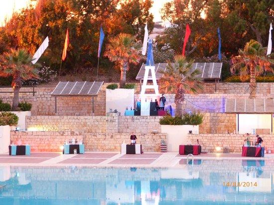 Club Med Kamarina : 14 juillet