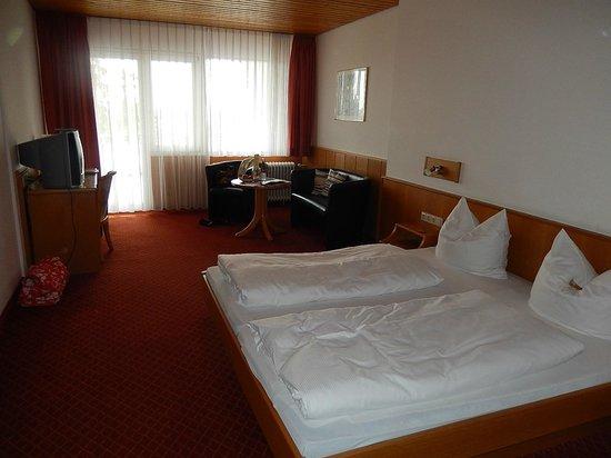 Wellness Hotel Park-Hill: Chambre