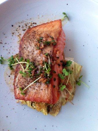 Lofoten Fiskerestaurant : Muthis...