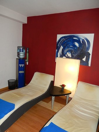 Wellness Hotel Park-Hill: Espace détente ou massage ?