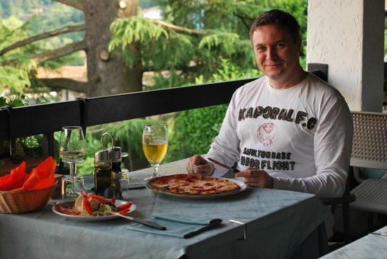 Pizzeria CO.RI: Пицца