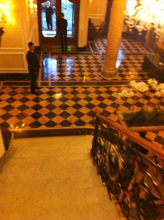 Baglioni Hotel Regina: Не хватало длинного пышного платья :-)