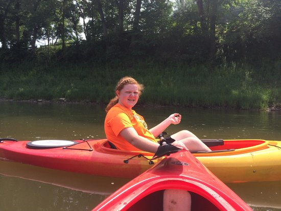 Kittanning, Pennsylvanie : Kayak Tour Allegheny River