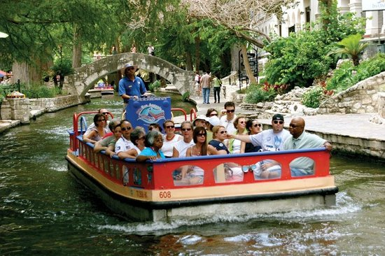 Rio San Antonio Cruises Tx Hours Address Tickets