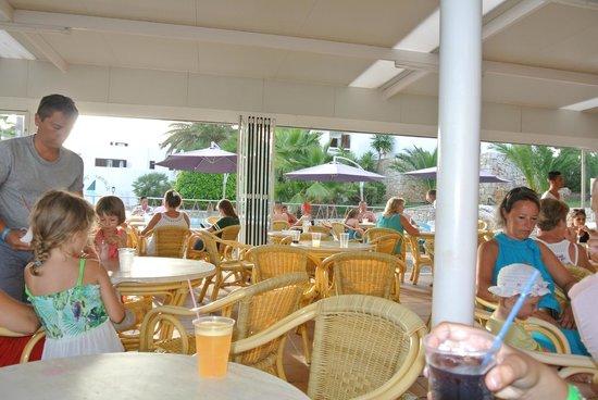 Palia Puerto Del Sol: le bar de la piscine