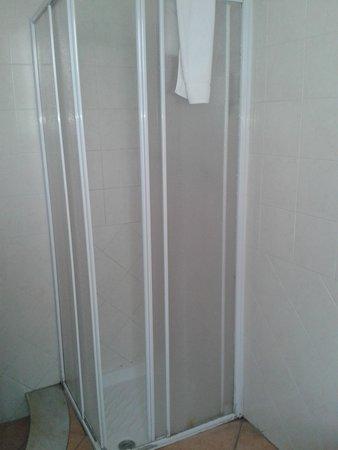 Locanda Scirocco : doccia