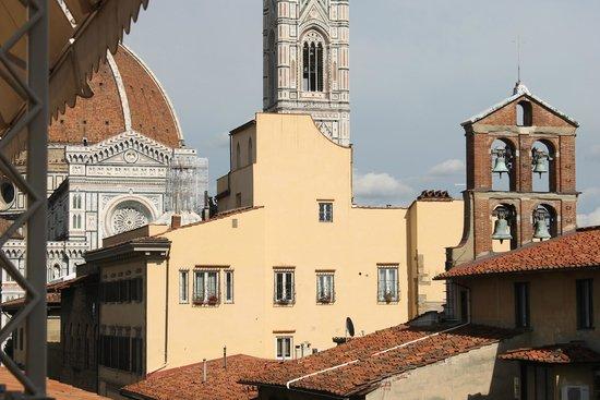 Hotel Laurus al Duomo: Rooftop/terrace