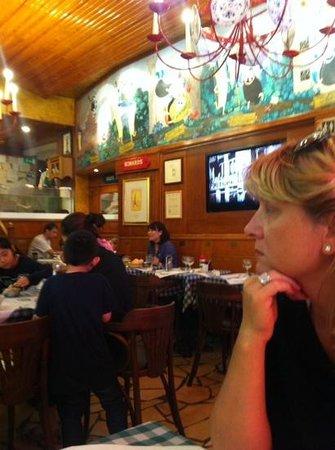 Chez Leon: dal mago delle cozze!