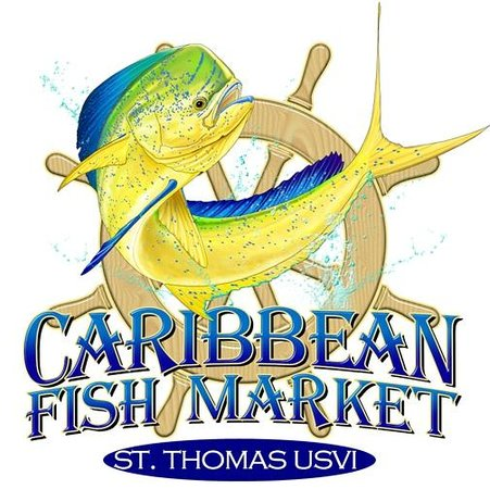 Caribbean Fish Market: CFM Logo