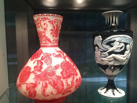 Corning Museum of Glass: Galle glass