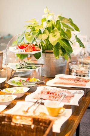 Hotel Daniel Graz: Frühstücksbuffet
