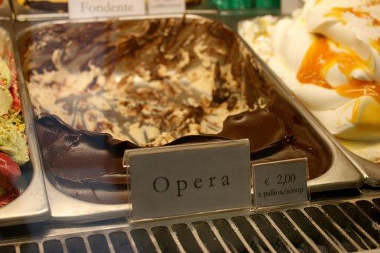 Suso Gelatoteca : Opera - for Nutella LOVERS.
