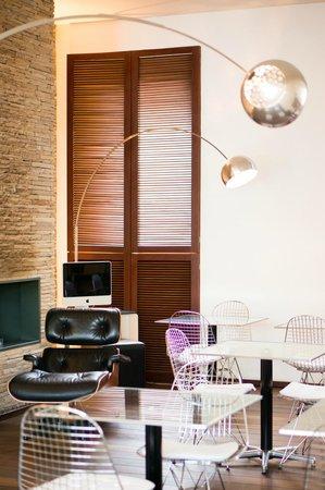 Hotel Daniel Graz : Lounge / Frühstücksbereich