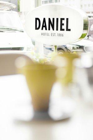 Hotel Daniel Graz : Daniel Logo