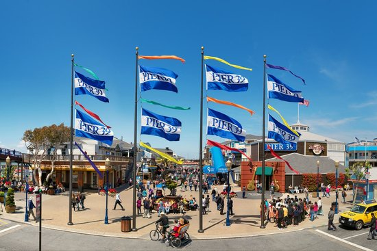 Photo of Pier Pier 39 at Beach St, San Francisco, CA 94133, United States