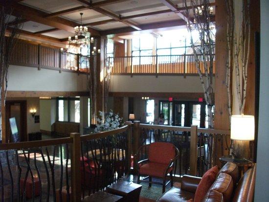 Stowe Mountain Lodge : Main Lobby