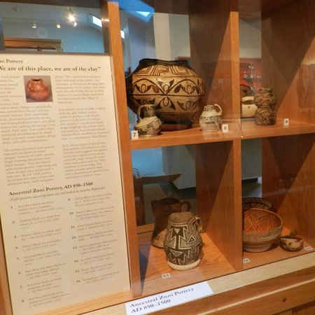 Museum of Northern Arizona: Native American Pottery