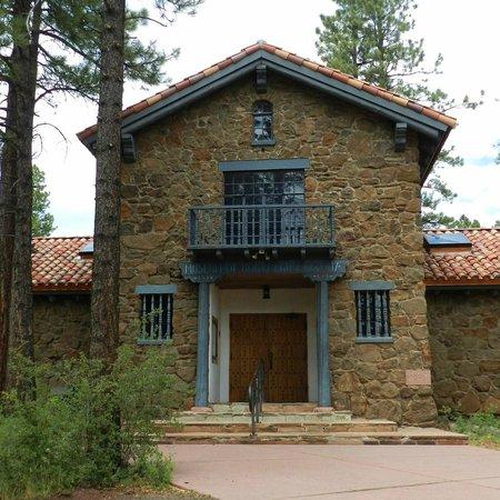 Entrance Museum of Northern Arizona