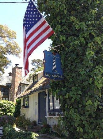 Lamp Lighter Inn & Sunset House Suites: Aussen