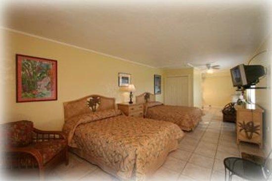 Sea Dell Motel : Rooms
