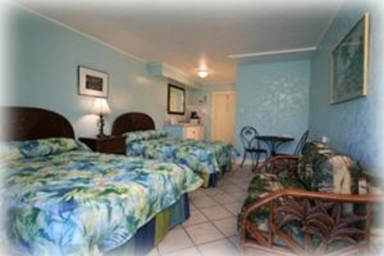 Sea Dell Motel: Rooms