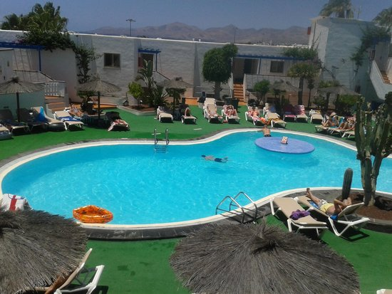Apartments Parque Tropical : Lovely Pool