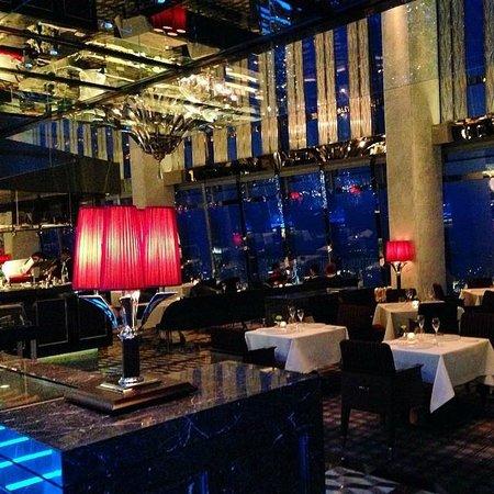 The Ritz-Carlton, Hong Kong : Restaurante Tosca
