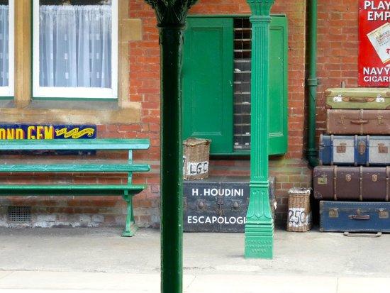 Bluebell Railway : Horsted Keynes