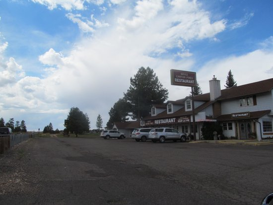 Bryce Canyon Pines : Canyon Pines restaurant and motel