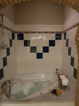 RV Hotel Palau Lo Mirador: Chambre Palau (N°5)