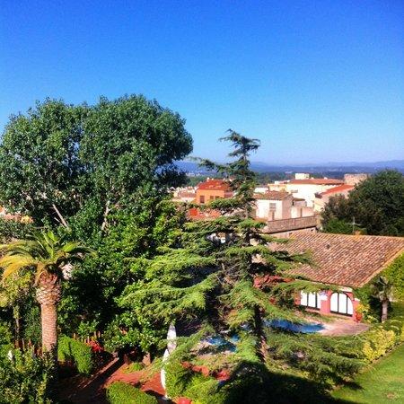 RV Hotel Palau Lo Mirador: Jardin