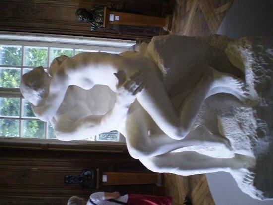 Musée Rodin : O Beijo