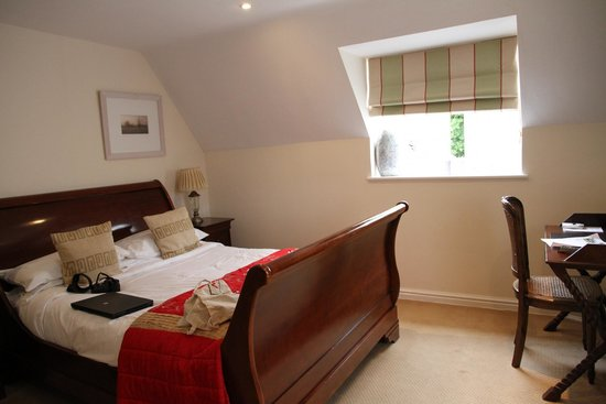 Dial House Hotel: Room 12