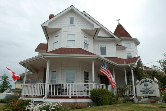 Anchorage Inn Bed and Breakfast: The Anchorage Inn