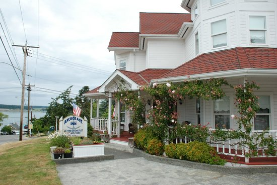 Anchorage Inn Bed and Breakfast : The Anchorage Inn